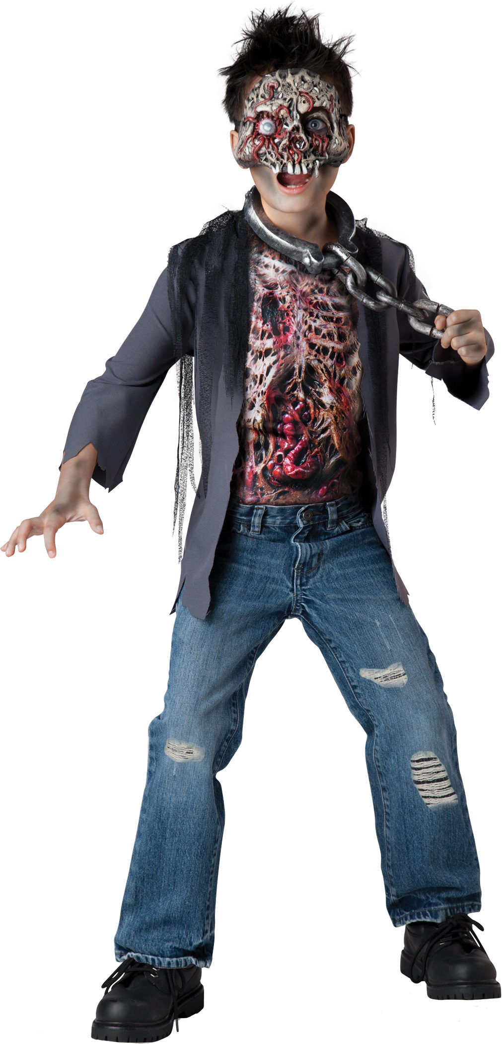 Unchained Horror Scary Kids Costume