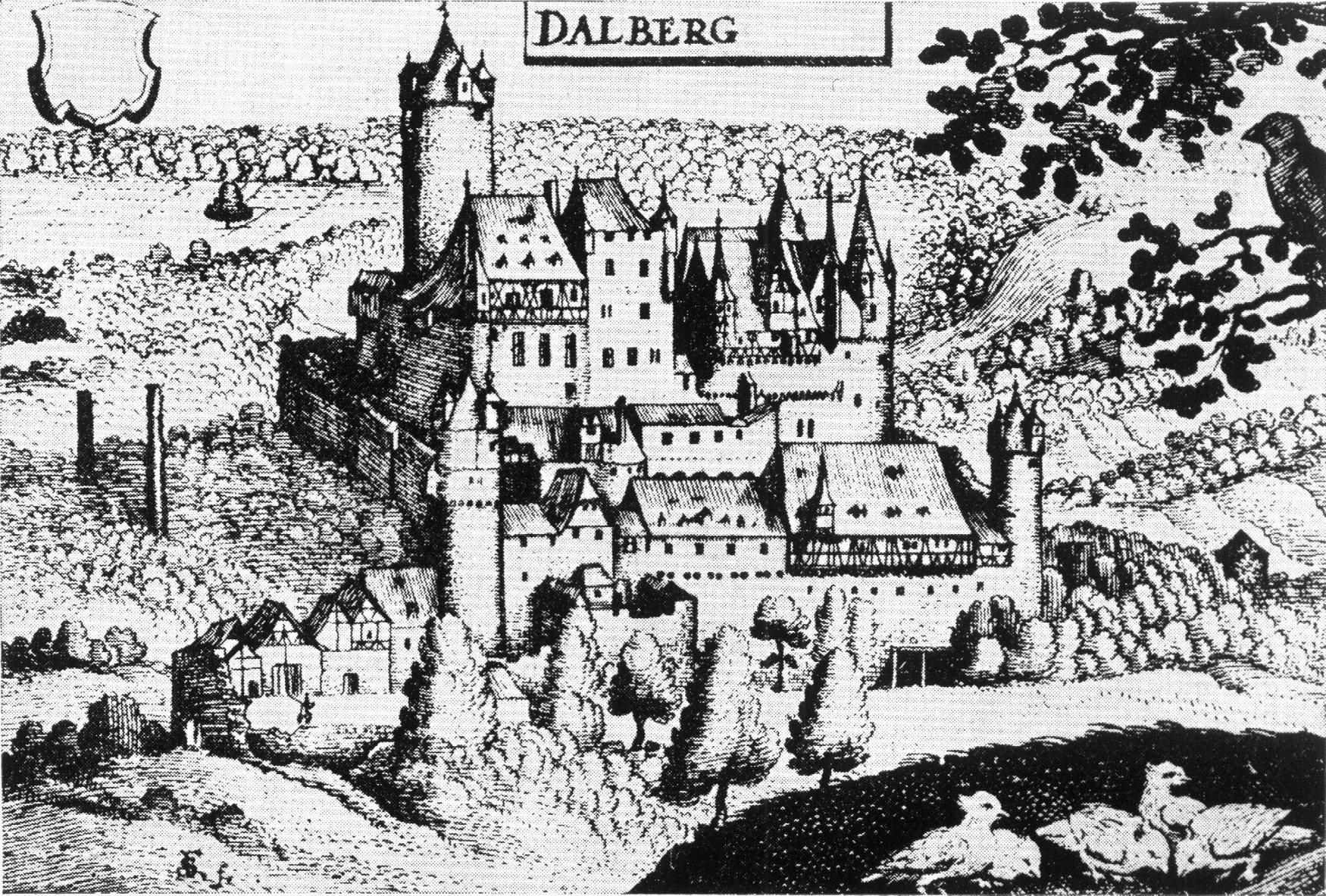 Burg Dalberg Meissner