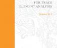 Ideen Für Garten Elegant Sample Preparation for Trace Element Analysis Volume 41