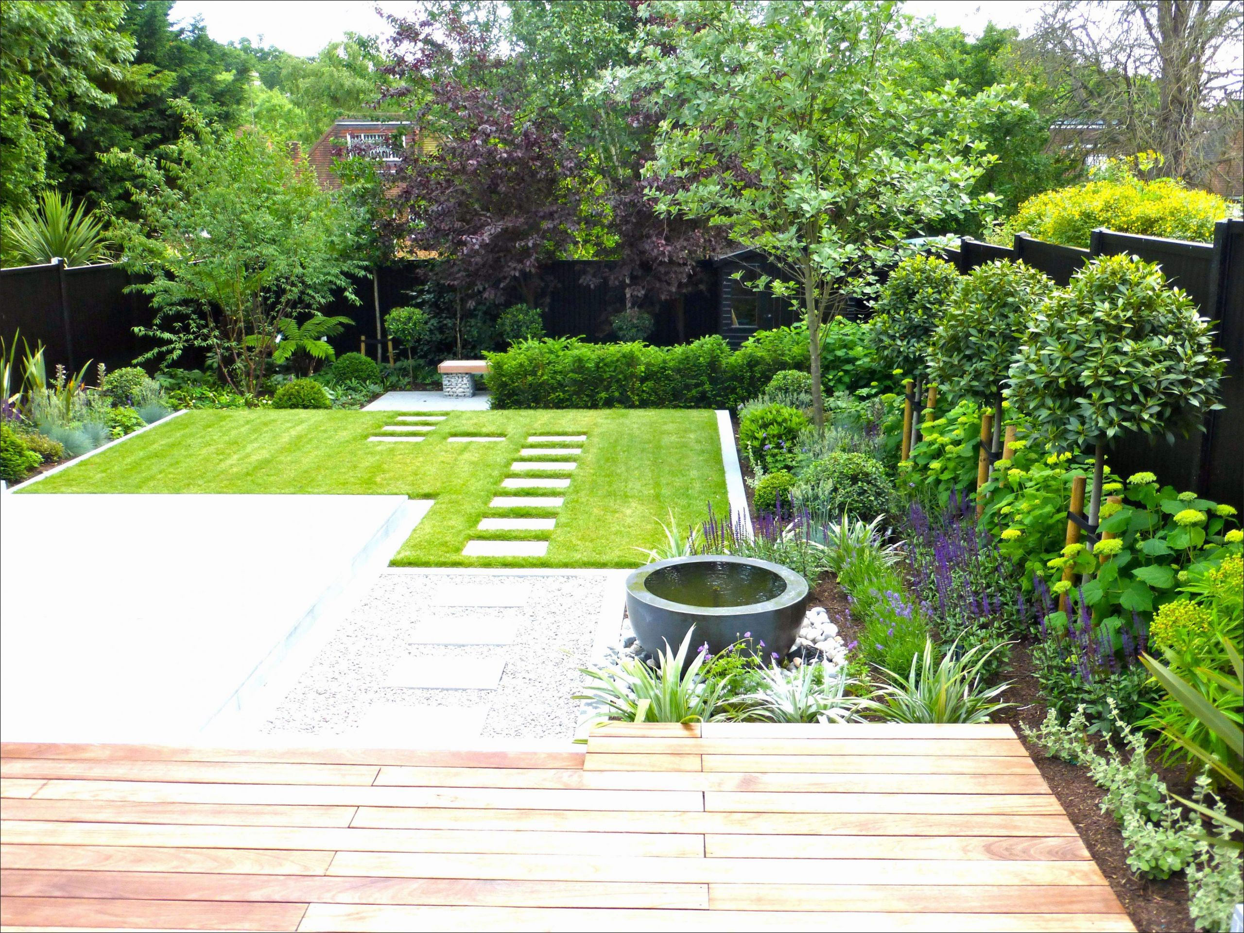 Ideen Für Gartengestaltung Luxus 25 Reizend Gartengestaltung Für Kleine Gärten Genial