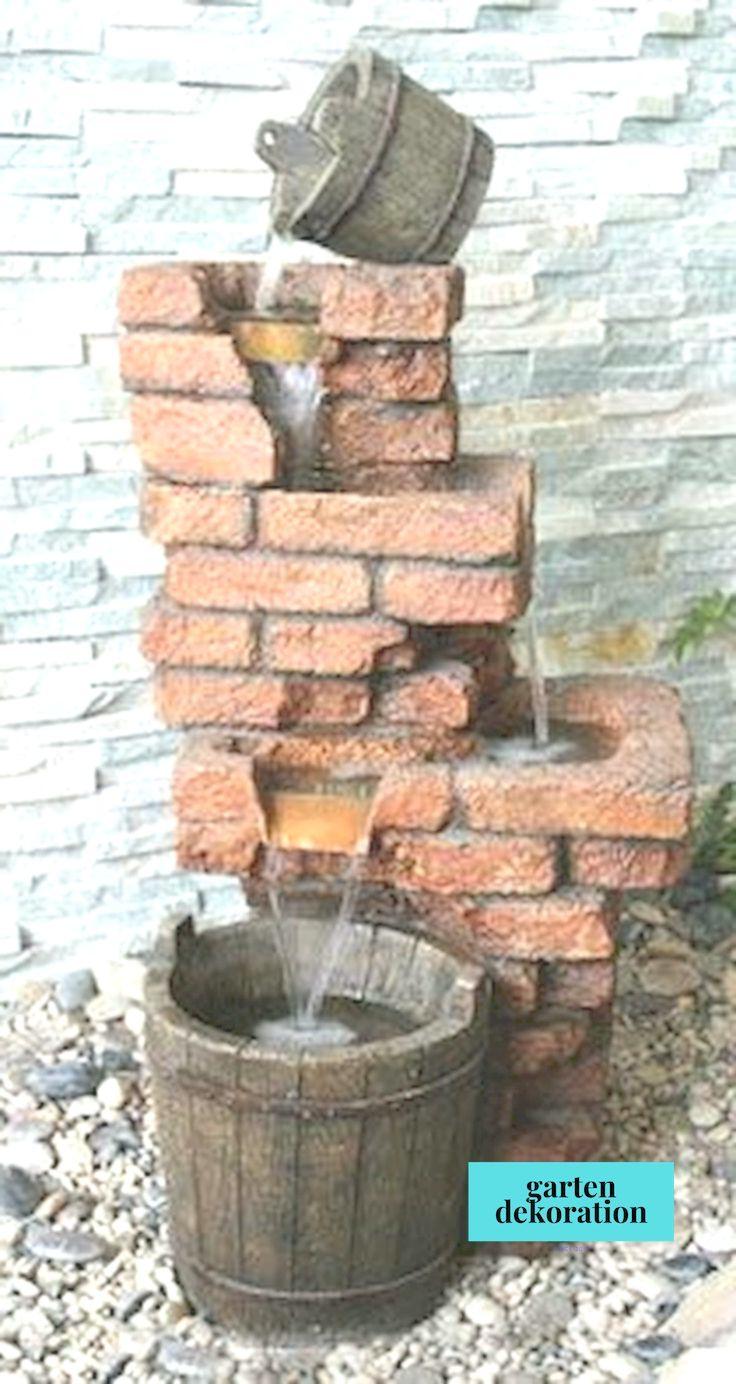 Ideen Garten Schön Coole 30 Fantastische Gartenwasserfälle Für Kleine Garten