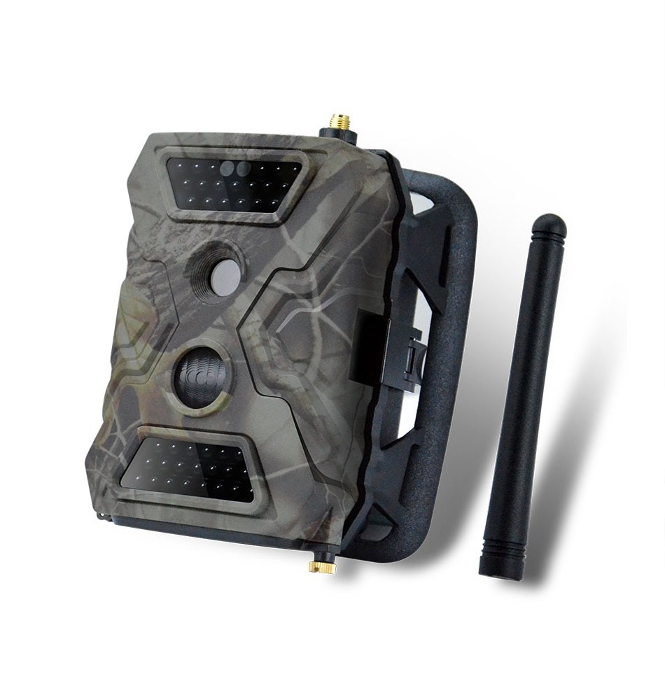 2 6CM GPRS Wild Cameras 1080P HD Outdoors Hunting Game Cameras font b GSM b font