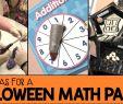 Ideen Halloween Party Elegant Host A Halloween Math Party Around the Kampfire