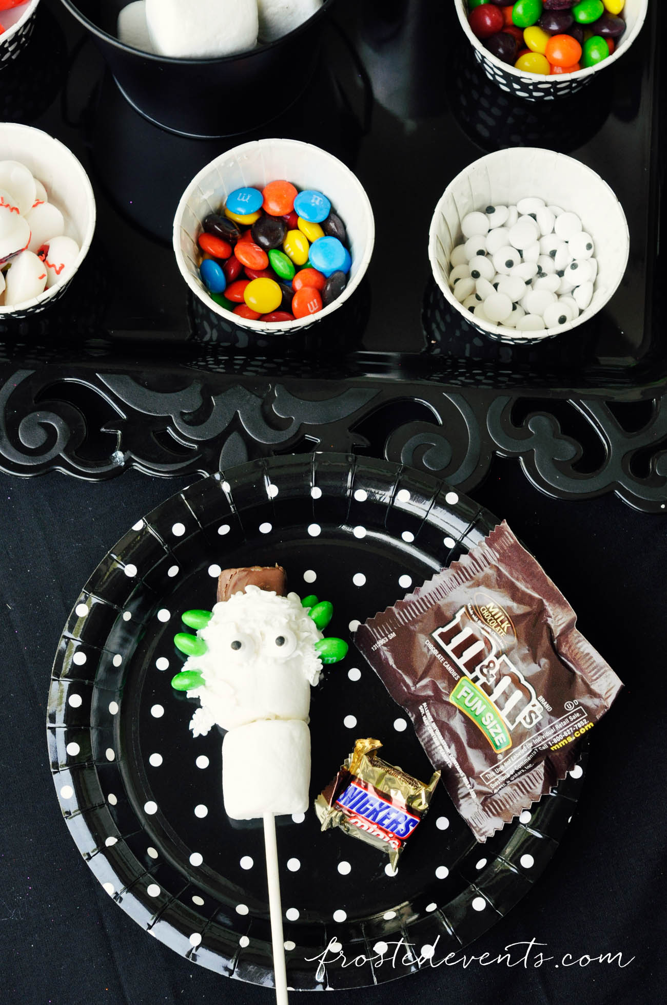 halloween boo kit halloween party ideas frostedevents mars 08Quick and Easy Snacks and Lunch Ideas Arla Cheese Recipes Snack to School
