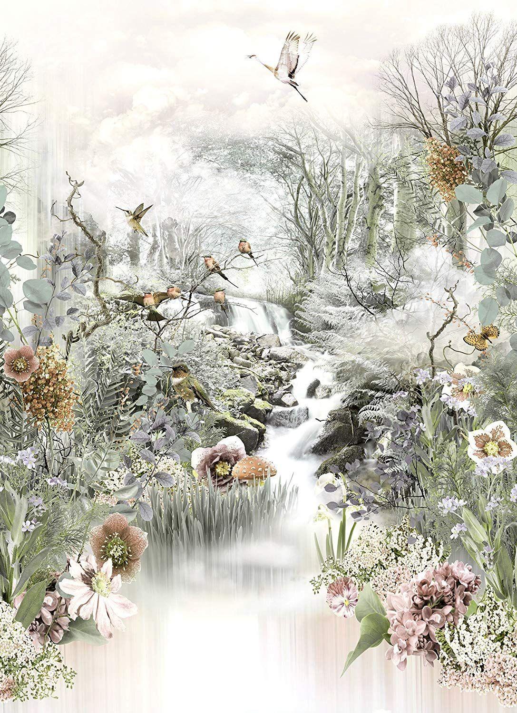 Japan Garten Deko Schön Komar Fototapete Fable 184 X 254 Cm Tapete Wand