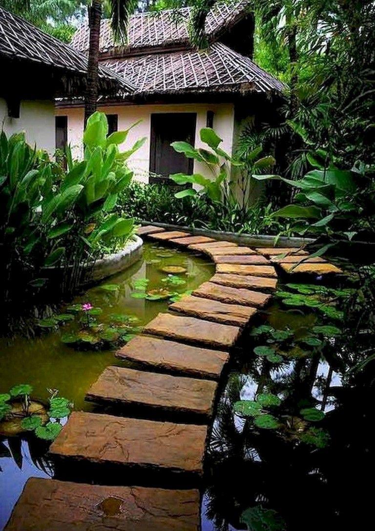 Japanische Gartendeko Luxus 62 Beautiful Backyard Ponds and Water Feature Landscaping