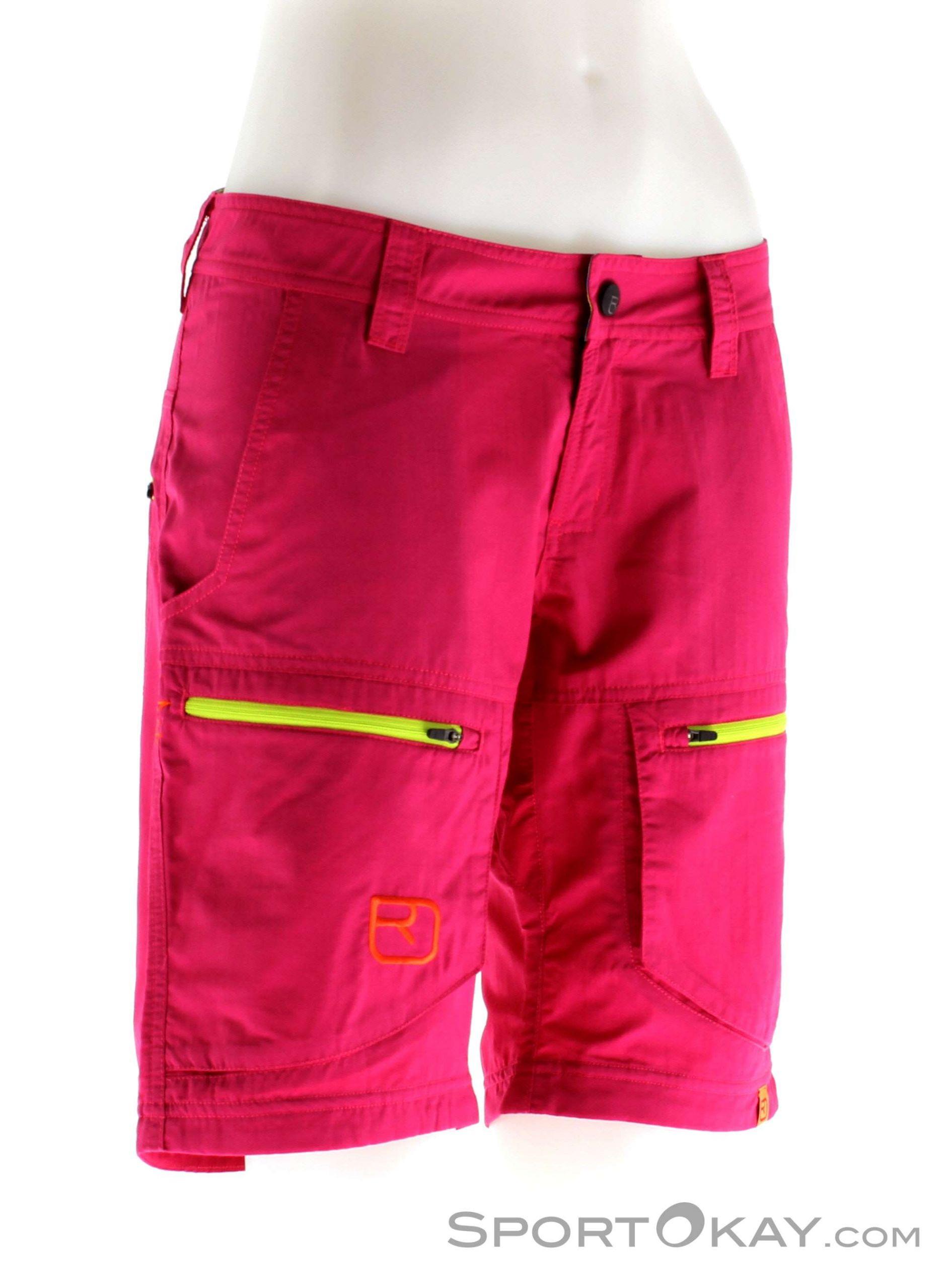 damen shorts ortovox