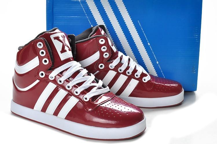 offizielle website adidas schuhe originals jeremy scott mid 045 roundhouse schuhe schwarz weiß rv p 193