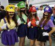 Karnevalskostüme Damen Gruppe Schön Super Mario La S at Montreal Ic Con 2012