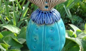 34 Elegant Keramik Gartendeko