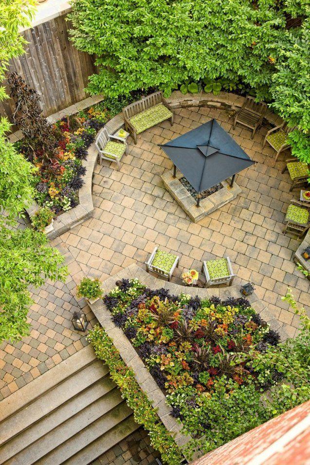 Kleine Gärten Ohne Rasen : 30 einzigartig kleine g rten gestalten ohne rasen ~ Watch28wear.com Haus und Dekorationen