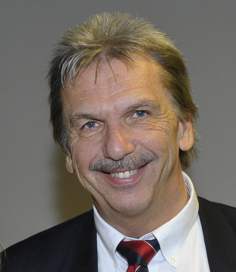 Dietrich Rühle 1 Vorsitzender