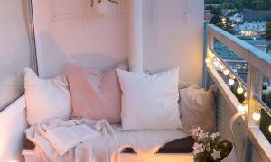 40 Einzigartig Kleinen Balkon Gestalten