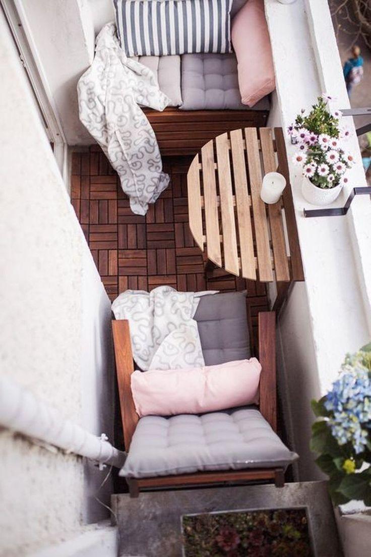 Kleiner Balkon Elegant 49 Große Ideen Für Apartment Kleine Balkon Design Ideen