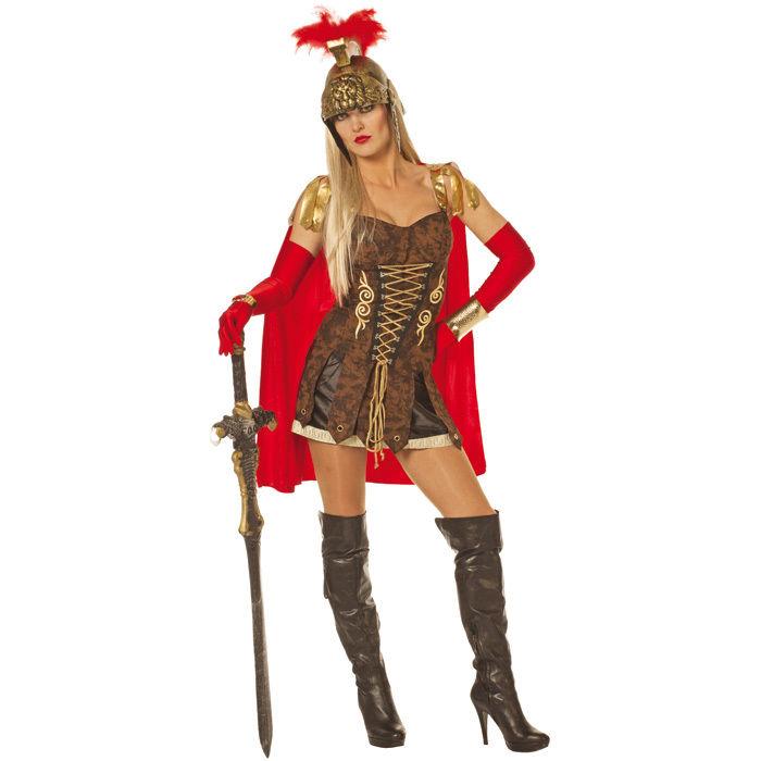 Kostüm Damen Günstig Neu Damen Kostüm Spartacus Lady 2 Tlg Gr 34 Römer
