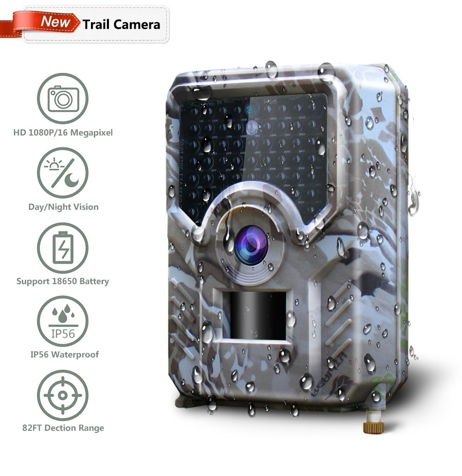 PR 200 trail hunting camera game outdoor night vision photo traps font b gsm b font