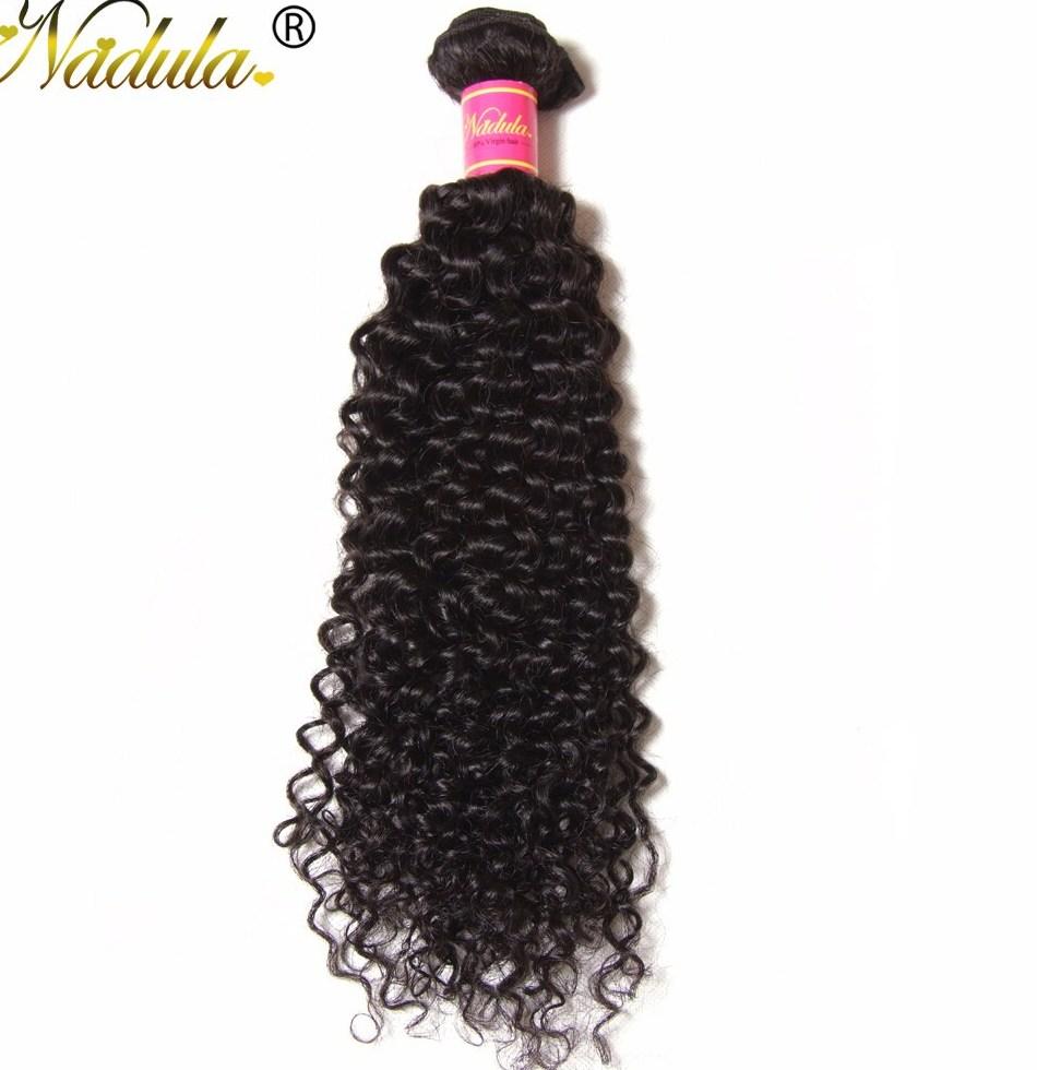 Nadula font b Hair b font Brazilian Curly Human font b Hair b font 1 Piece