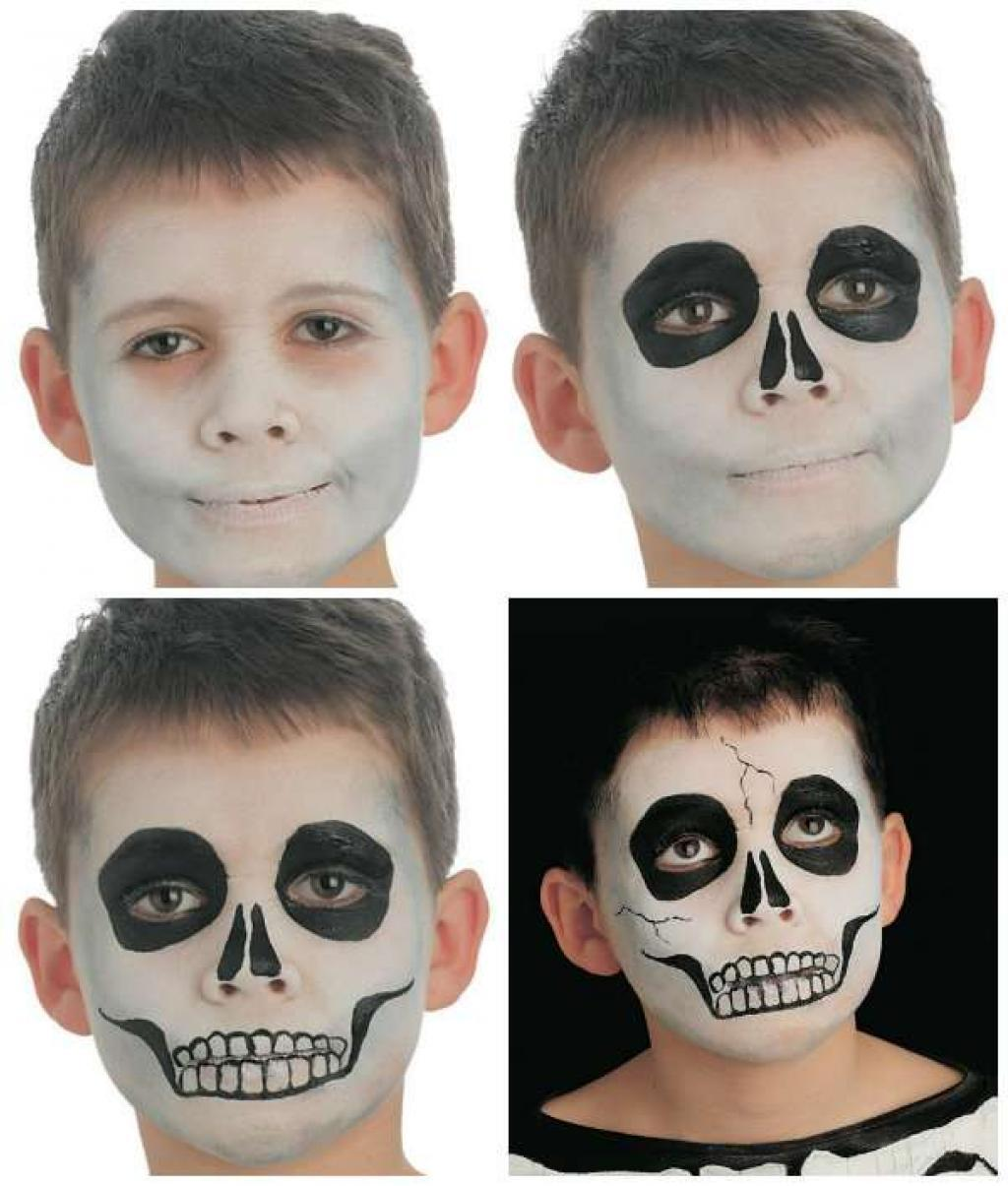 here are 18 great halloween make up ideas for kids this halloween ref=bottombar