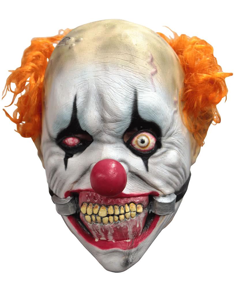 Krasse Halloween Kostüme Luxus Krasse Clown Maske Mit Maulsperre Für Halloween
