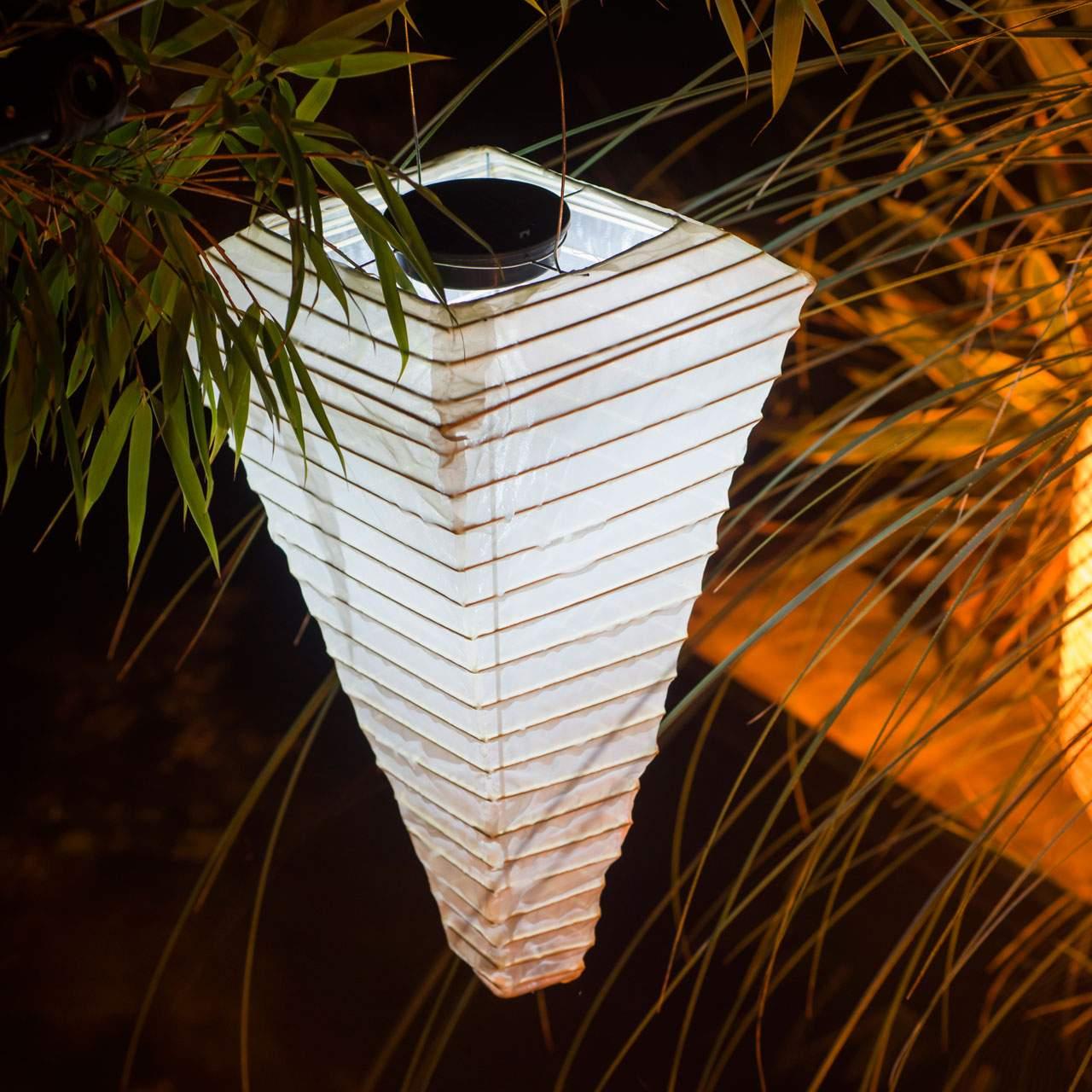 led lampions garten genial solar led laterne wetterfest pyramide sandhell of led lampions garten