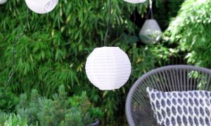 20 Inspirierend Lampions Garten Wetterfest