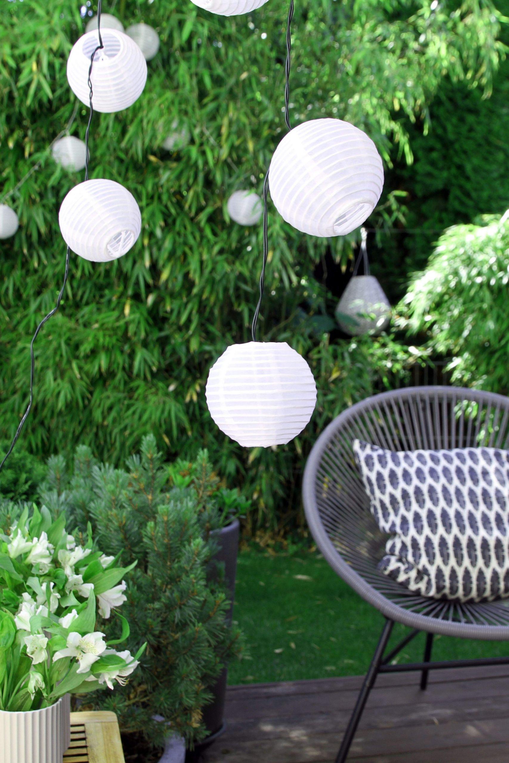 Lampions Garten Wetterfest Schön 30 Reizend Led Lampions Garten Reizend