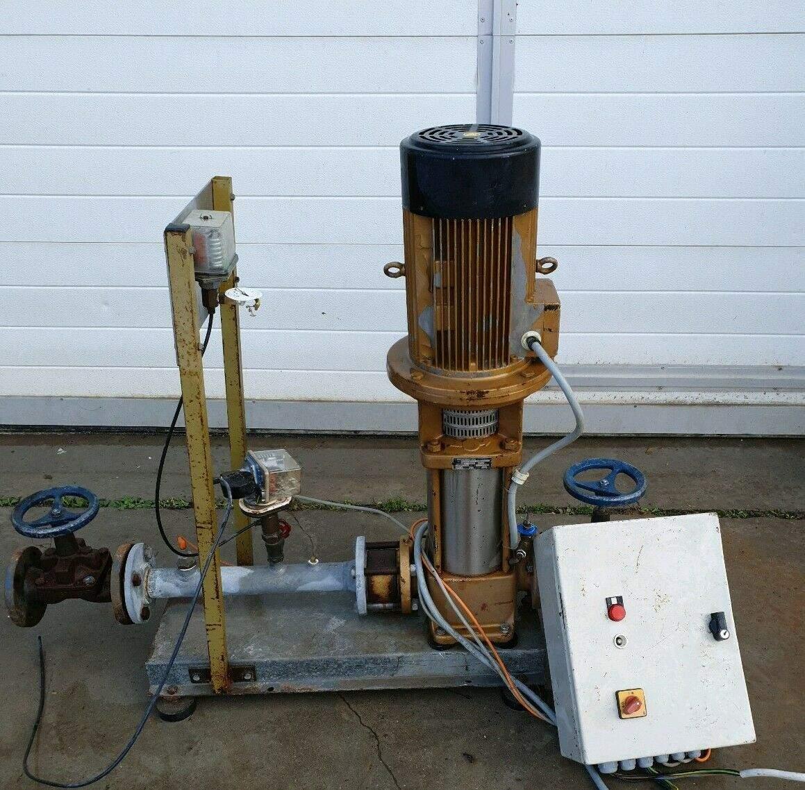 garten pumpe schon pumpe grundfos cr 16 50 f a a druckerhohungspumpe 3 x 400 v druck p9 1200 of garten pumpe