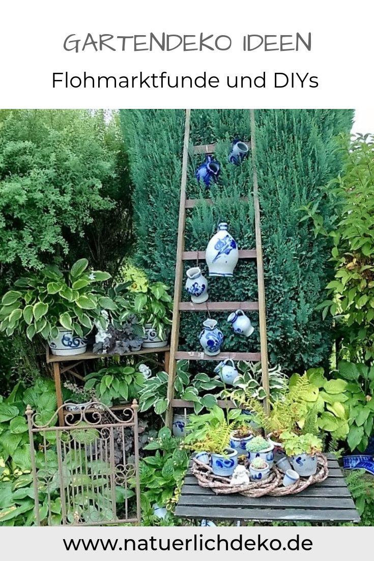 Leiter Deko Garten Einzigartig Ein Garten Wie Aus Der Gartenzeitschrift