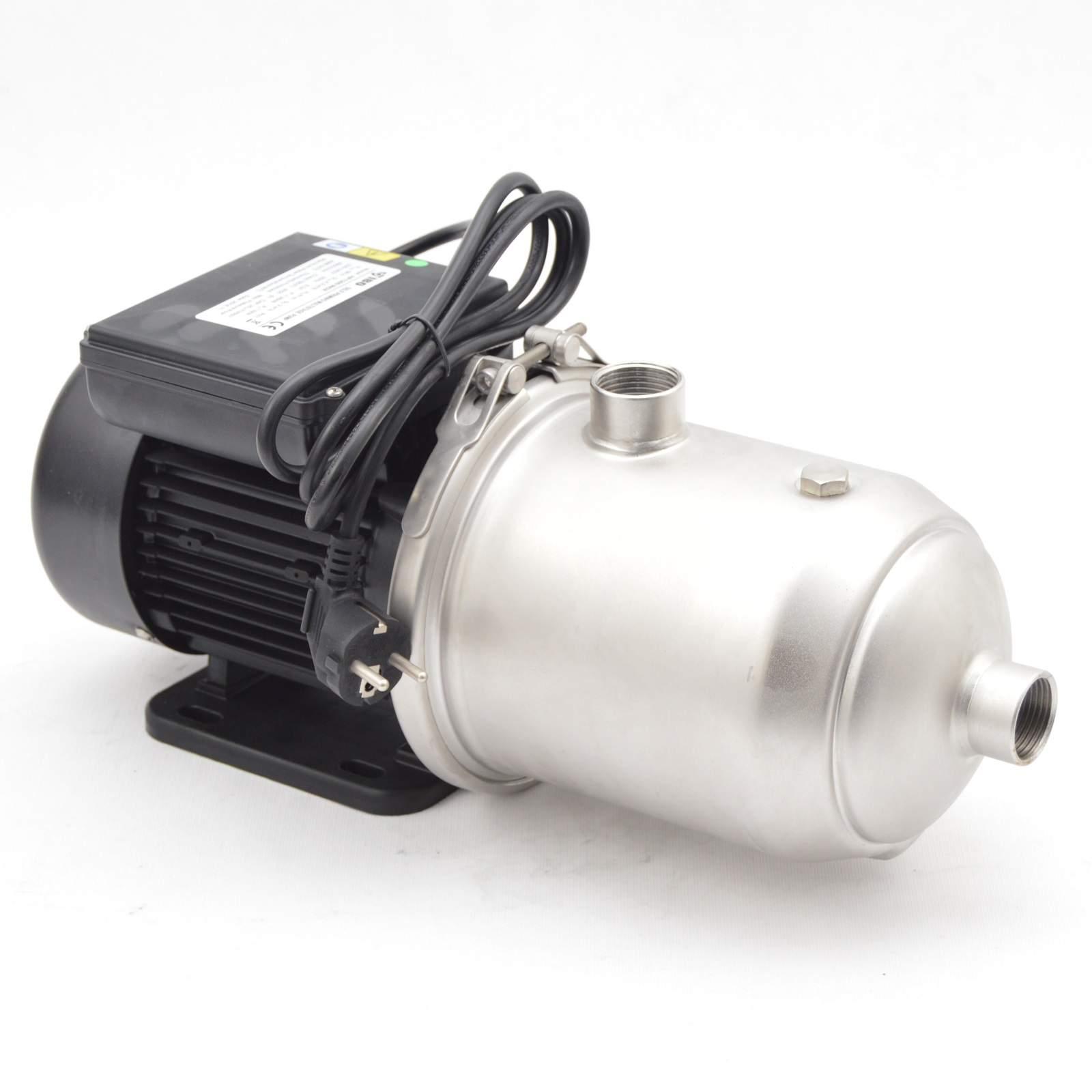 garten pumpe frisch hochwertige kreiselpumpe gartenpumpe hp1300 inox 4200 l h 5 8 bar of garten pumpe