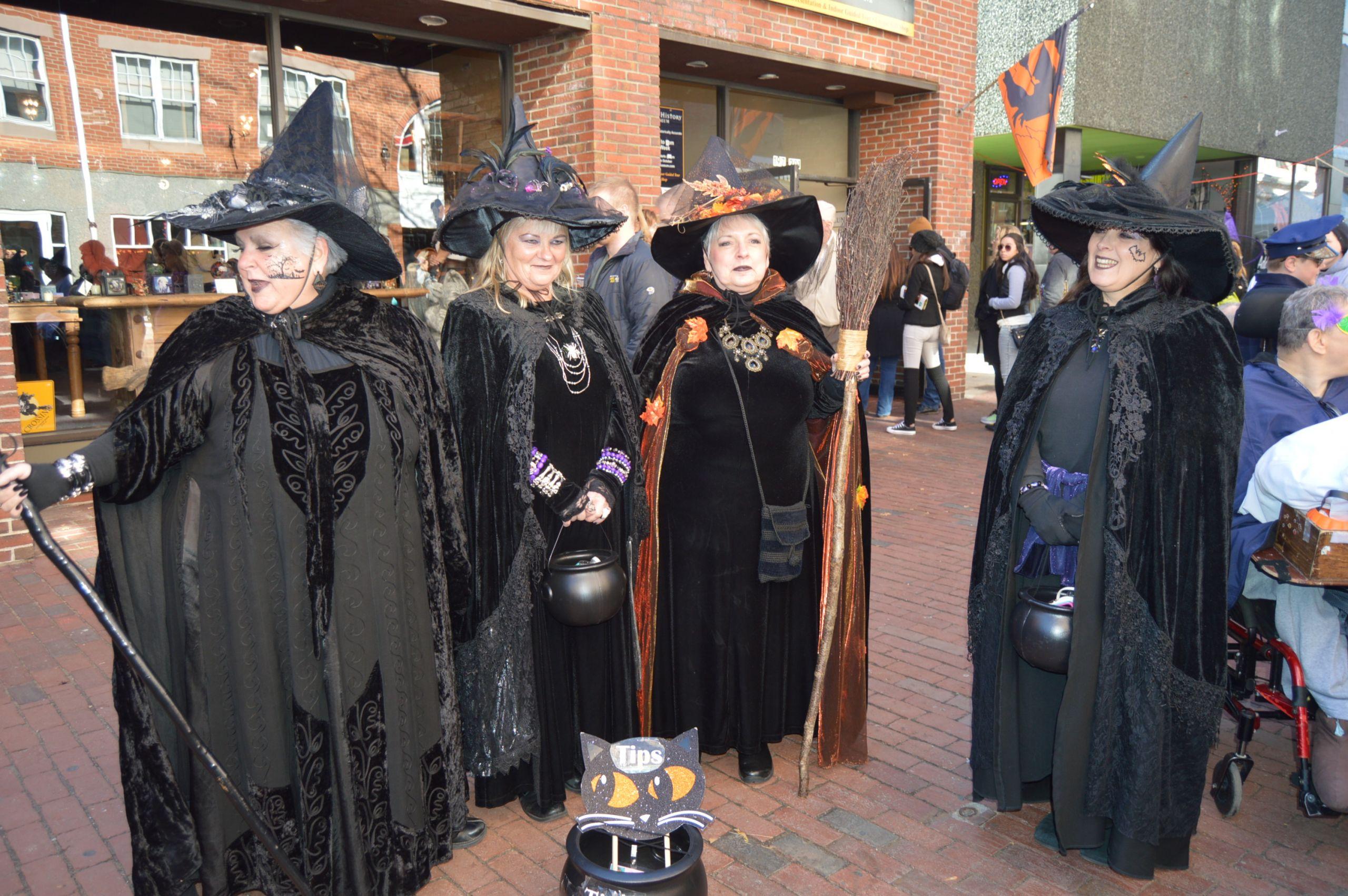 Männer Kostüm Halloween Einzigartig Happy Halloween Salem Ma