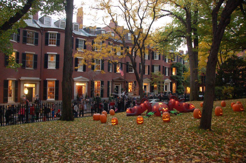 5 ways celebrate halloween boston