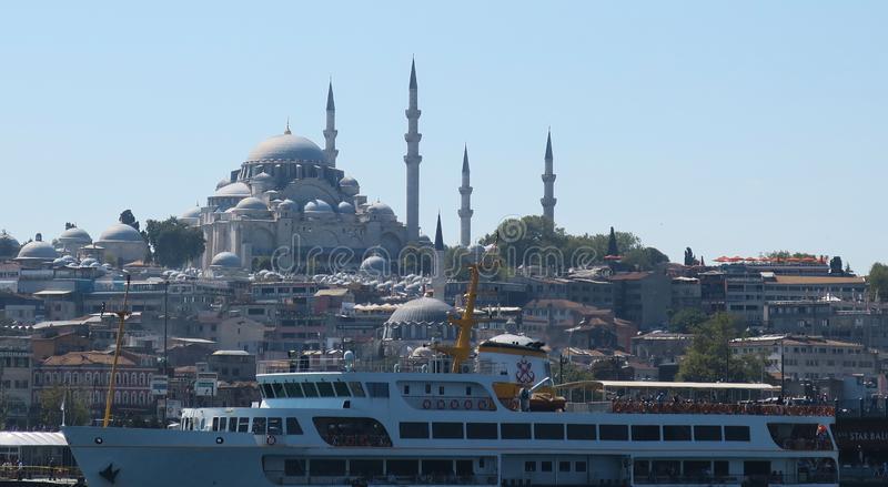 emimã¶nã ¼清真寺,伊斯坦布尔,土耳其 image