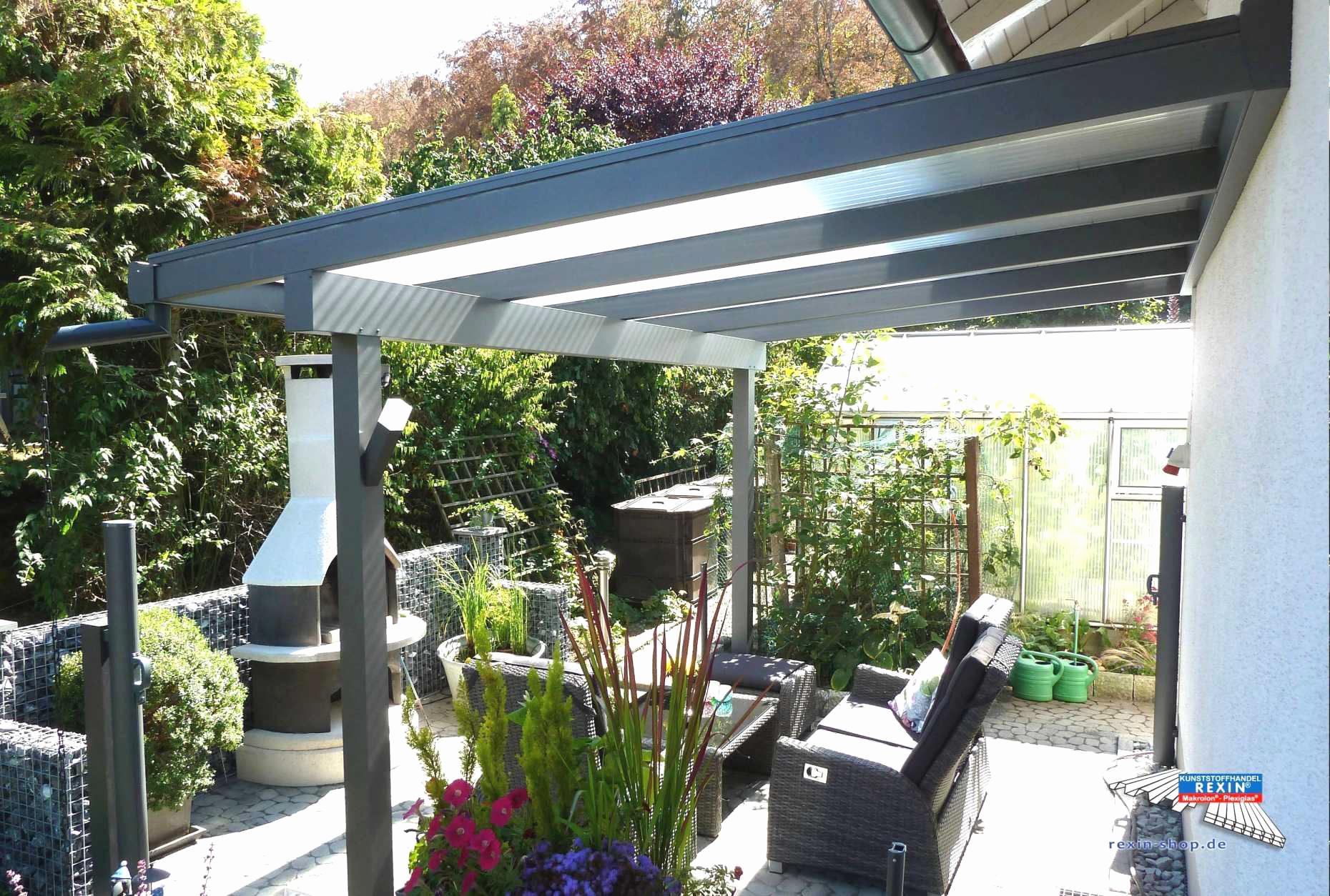 Metall Deko Für Garten Best Of Garten Mit Alten Sachen Dekorieren