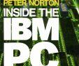 Metallfiguren Garten Großhandel Schön Peter norton Inside the Ibm Pc Revised and Enlarged