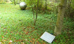 30 Neu Metallkugel Garten