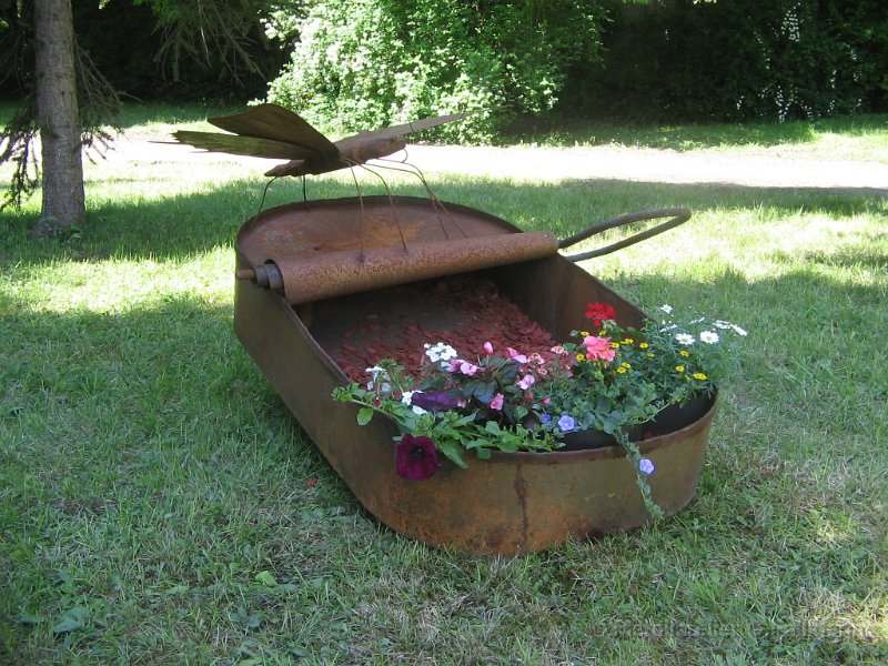 Metallkunst Für Den Garten Best Of Gartenobjekte