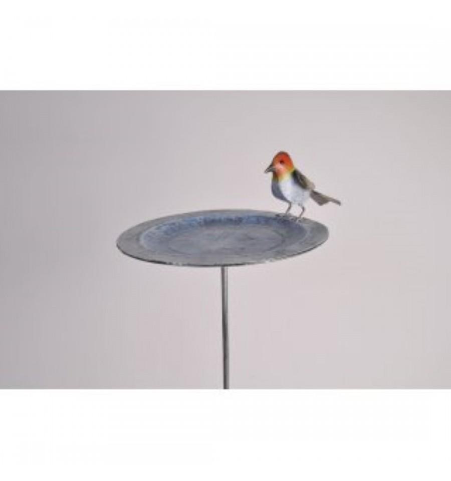 vogeltranke vogelbad rotkehlchen hohe 99 cm
