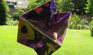 39 Schön Metallskulpturen Für Den Garten