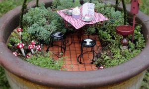 29 Neu Miniatur Garten Deko