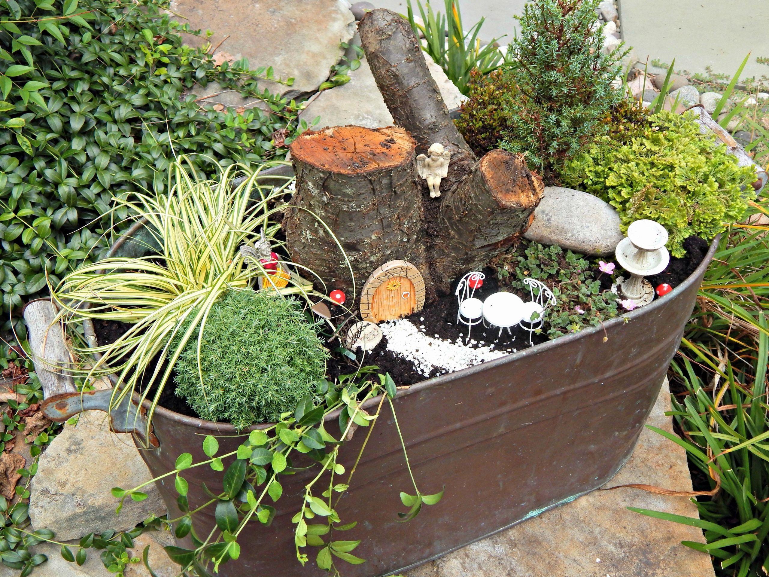 mini fairy garden inspirational miniaturgarten basteln of mini fairy garden