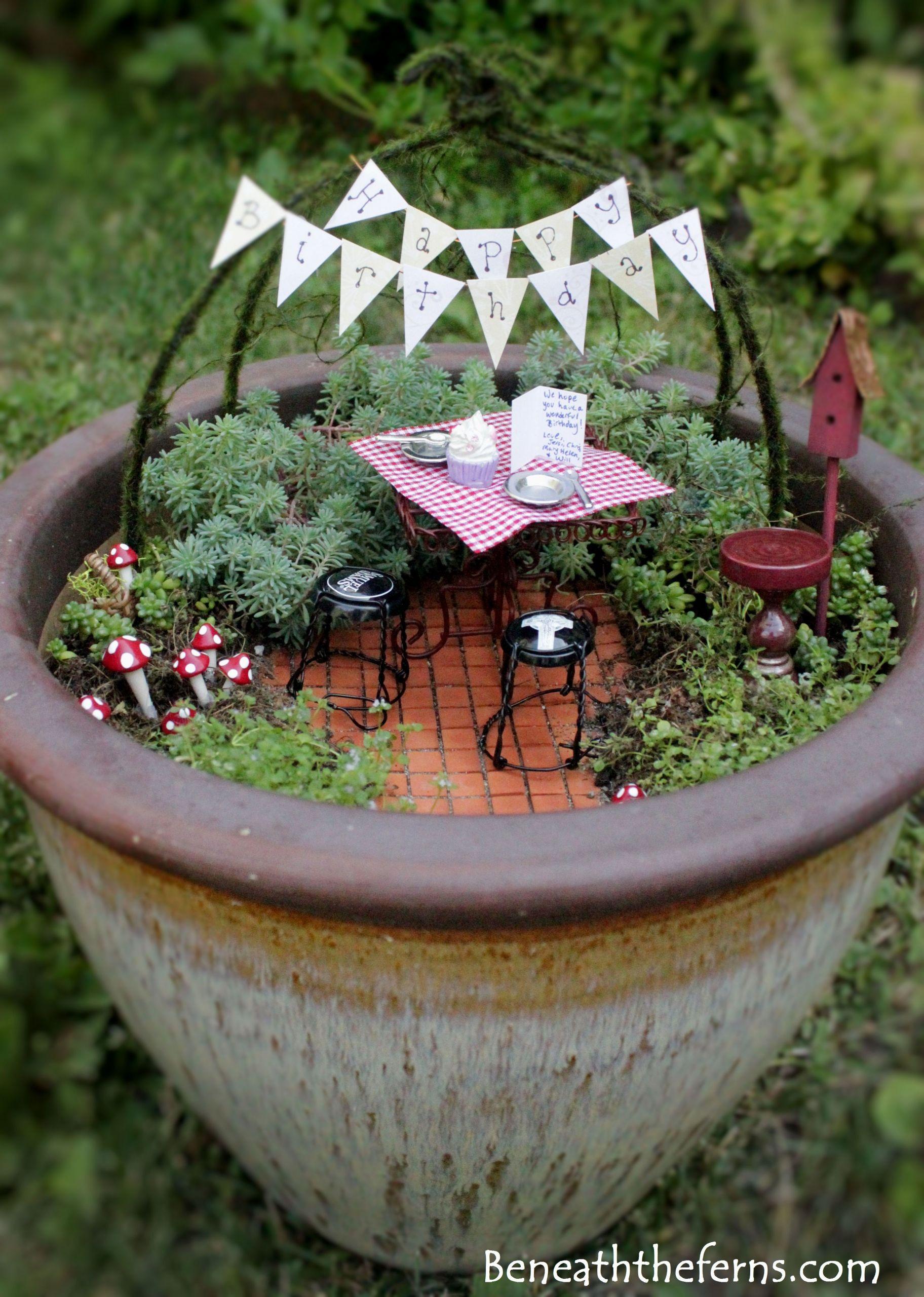 Miniatur Garten Selber Machen Schön Resultado De Imagen Para Fairy Garden
