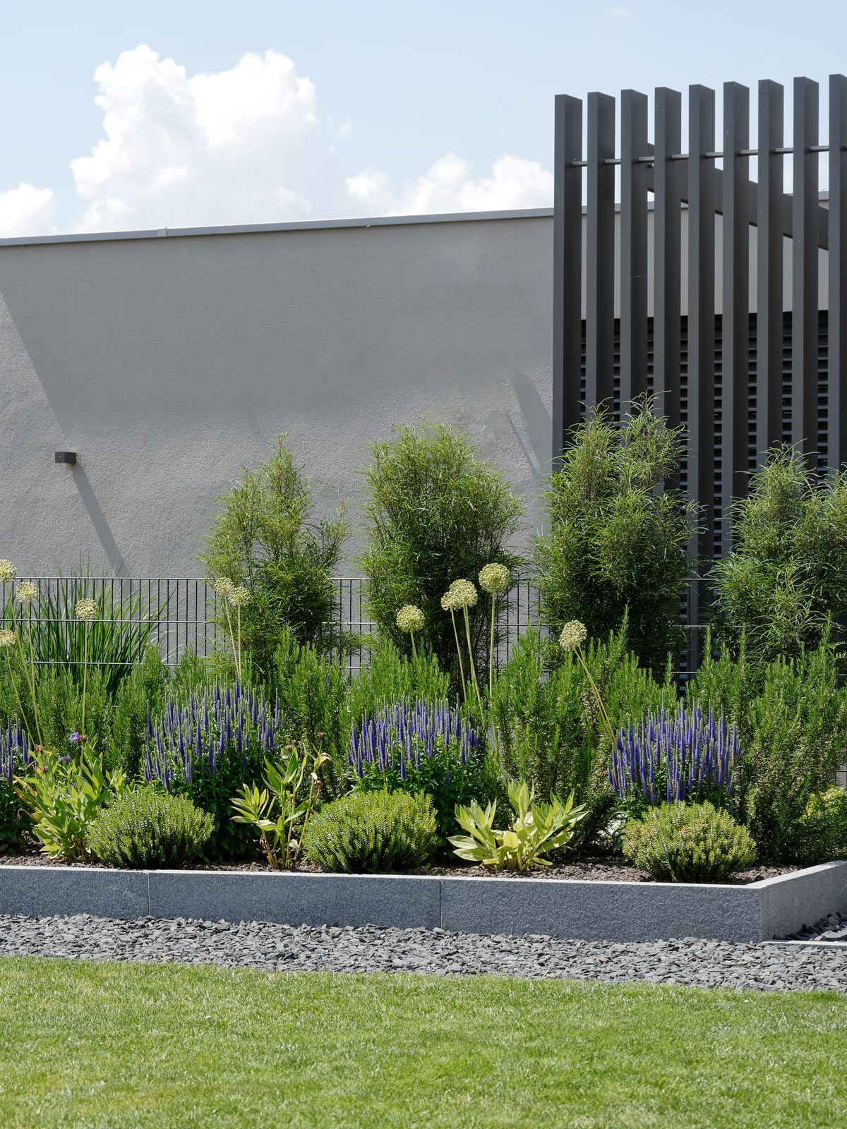 Moderne Beetgestaltung Frisch Garten Beetgestaltung