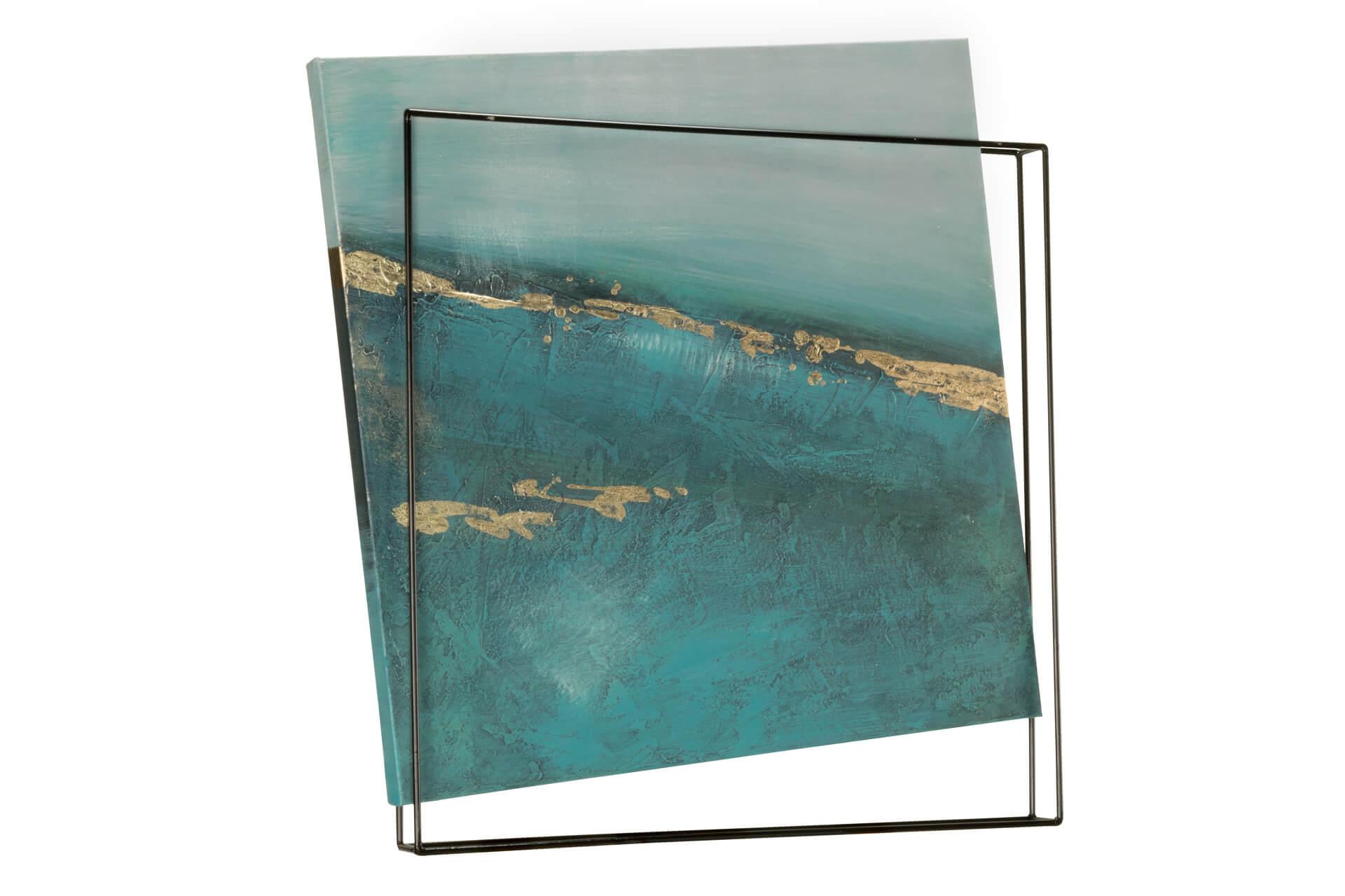 KL abstrakt form meer blau acryl gemaelde acryl bilder leinwandbilder moderne kunst 01