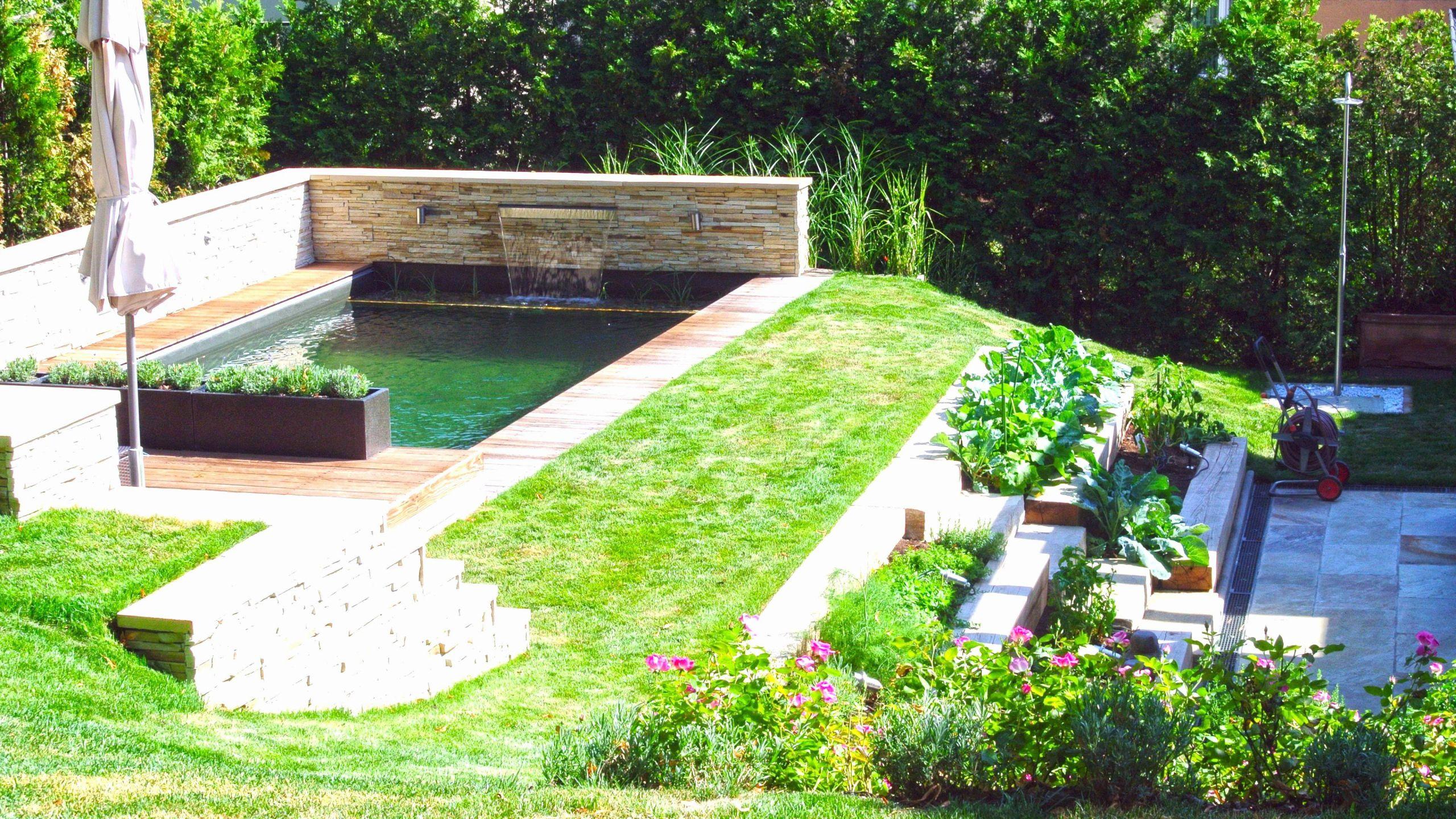 38 Elegant Naturnahe Gartengestaltung Garten Deko