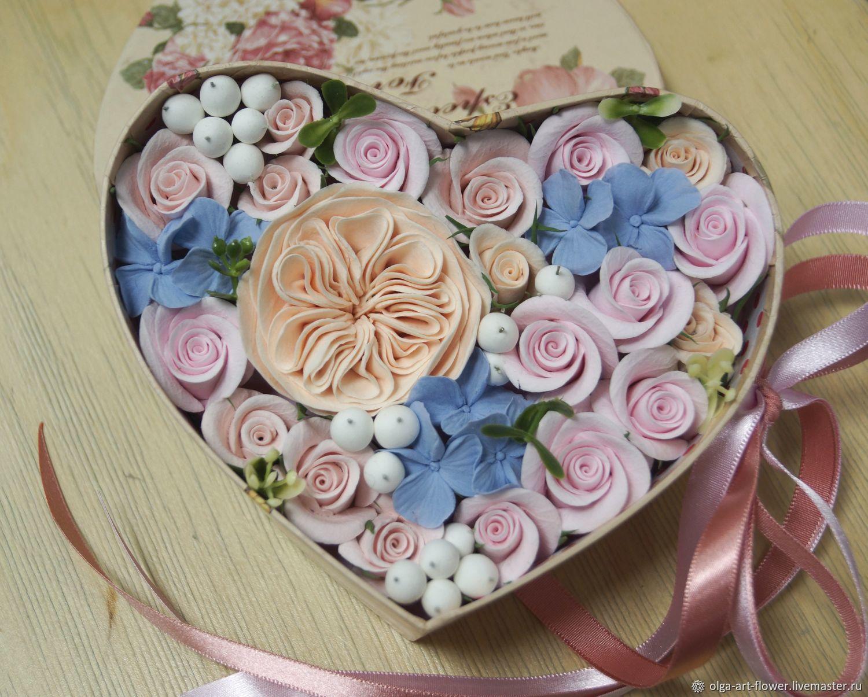 c4b831edba30fd60fba ip polymer clay box with flowers flowers polymer clay handmade