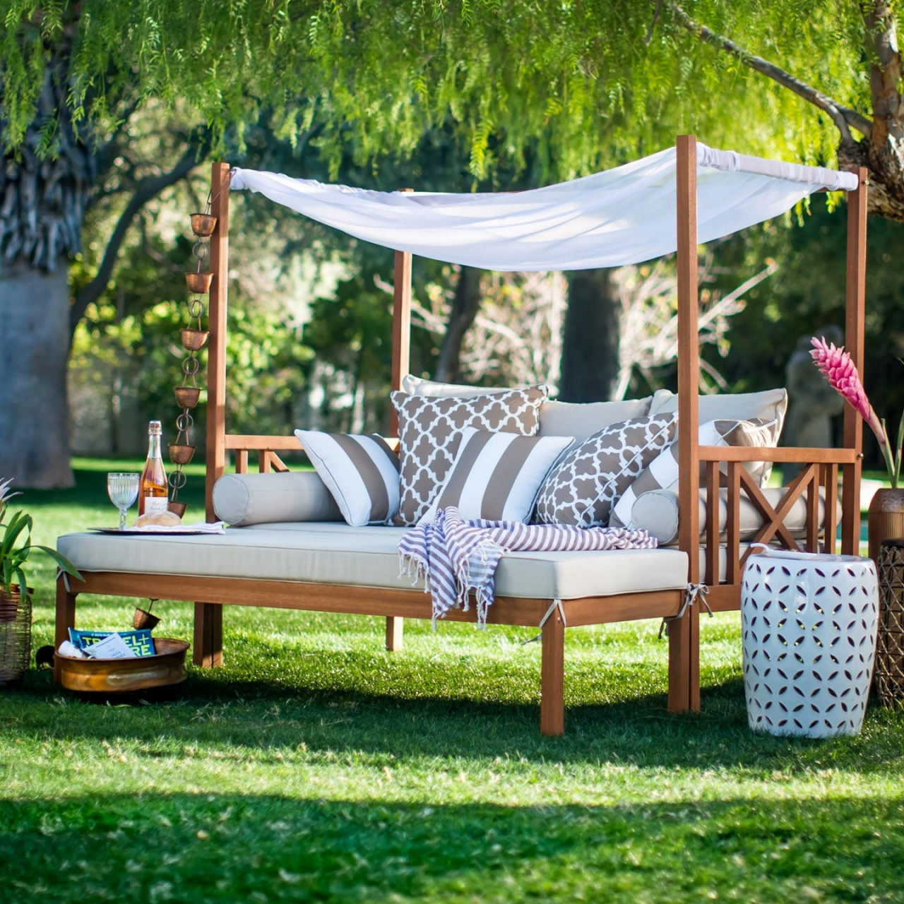 patio daybed outdoor ideas 46 porch swing frame plans remarkable patio daybed durch patio daybed