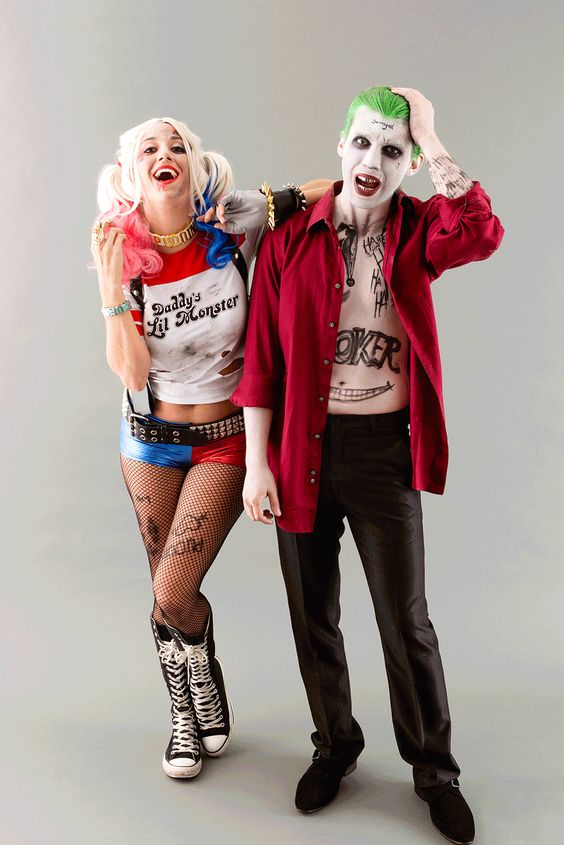 couple costumes