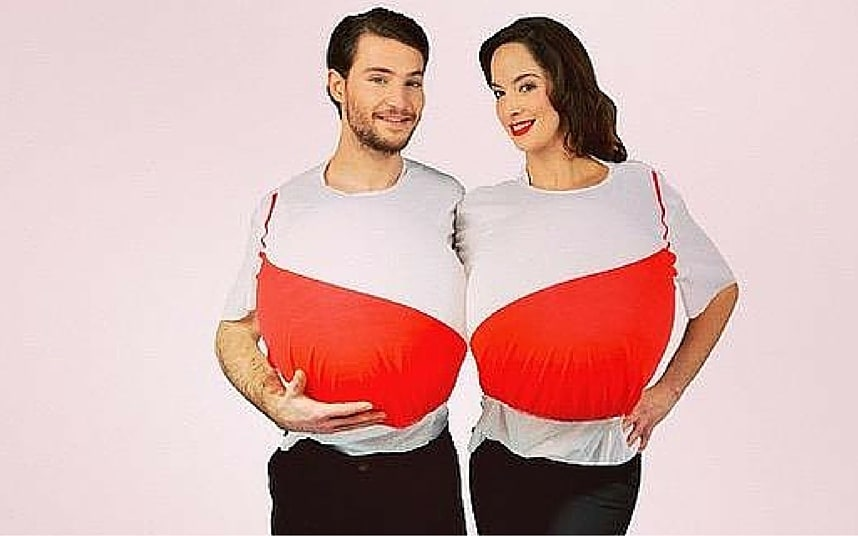twelve awful couples halloween costumes that will make you glad to be single