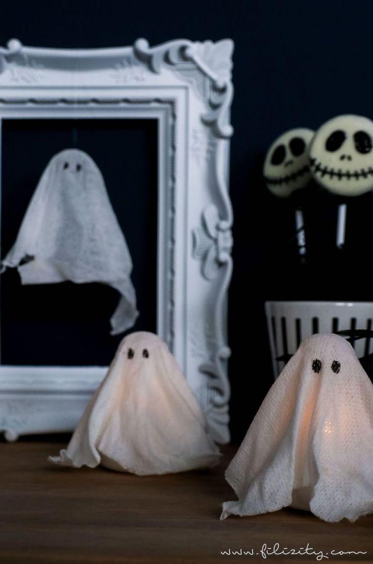 Partner Kostüme Halloween Ideen Inspirierend Diy Halloweendeko Selber Machen Geisterlampen Und Geister