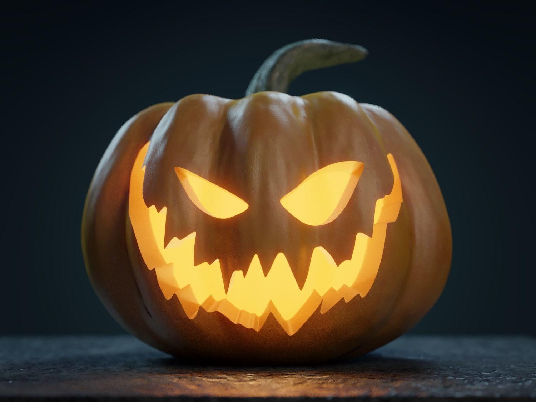 4 hal hal yang identik dengan halloween